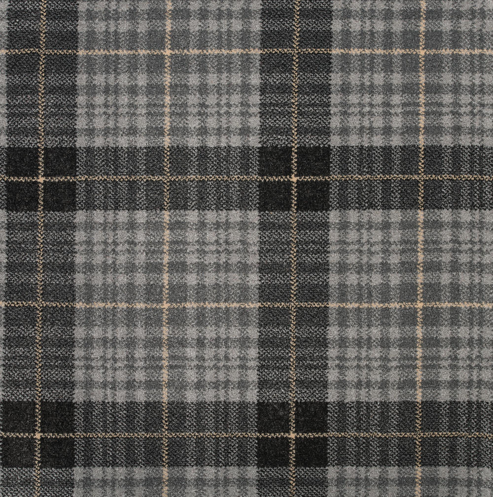 Contessa Tartan Luxury Heavy Contract Carpet Birch Carpets